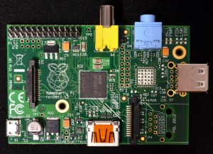 Click here for a nice video on the new Raspberry PI Model A