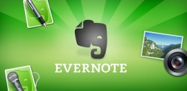 Click here to download Evernote